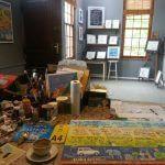 frans groenewald studio inside